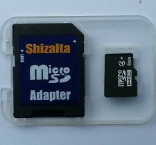 8GB MicroSD Memory Card Mobile Tablet Camera Nintendo DS DSi XL 3DS LITE Wii