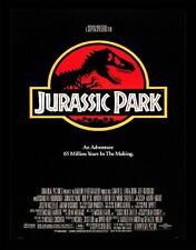 jurassic park classic Movie posters Art Silk Wall 12x18 inch Print