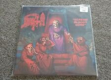 DEATH Scream Bloody Gore Vinyl LP Blood Red w/ Bone Splatter Limited to 200
