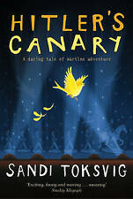 Toksvig Sandi Hitler's Canary *SALE Any 5 Used Paperback books for £6.99*