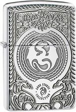 Zippo Armor Windproof Anne Stokes Mythological Creature Lighter 28962 New In Box