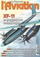 FANA DE L AVIATION N°429 XF-11 H HUGUES / CHARLES RENARD / JU 388 /110S CLIPWING