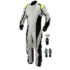Kart race suit CIK/FIA level 2 (free balaclava and gloves)