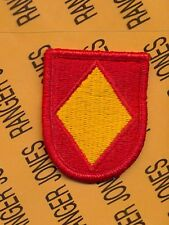 US Army HHB 18th Field Artillery Brigade Airborne beret flash patch m/e