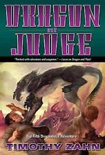 Dragon and Judge: The Fifth Dragonback Adventure, Zahn, Timothy, Good Condition,