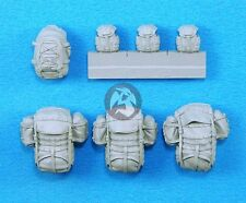 Legend 1/35 Modern US Army Backpack Set II (4 of each) [Figure Accessory] LF12A9