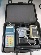 Panametrics Model 25DL Ultrasonic Thickness Gage w/ case, charger, probe - FX17