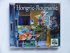 CD Album Best of world music Hongrie Roumanie THE GIPSY ENSEMBLE E0034