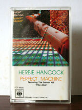 "Herbie Hancock ""Perfect Machine"" Cassette"