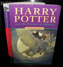 Harry Potter and the prisoner of Azkaban, J.K Rowling PB, 1999 1ST ED 1st IMP