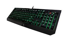 Razer BlackWidow Ultimate Stealth 2016 - Mechanical Gaming Keyboard NEW