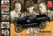 AMT 3 Stooges Oilys Garage 1925 Ford Model T 2 kits in 1 customizing model 1/25