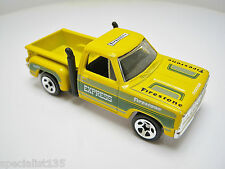 2016 Hot Wheels '78 Dodge Li'l Red Express Truck With Custom Decals Added