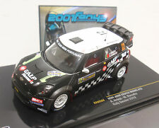 MINI WRC #12 ARAUJO RALLY SUECIA SWEDEN 2012 1/43 IXO