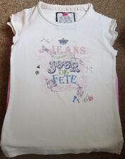 Debenhams designers J Jeans short sleeve T-shirt Age 7 (5-6 yrs more accurately)