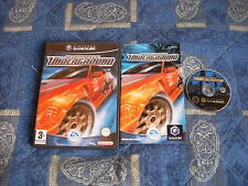 GC : NEED FOR SPEED : UNDERGROUND - Completo ! Capolavoro! Comp WII ! Gamecube