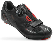 Louis Garneau LS-100 Boa Cycling Road Bike Shoes - Black - 50 (US 14.5)