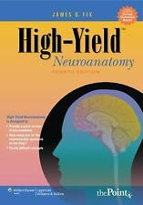 High-Yield™ Neuroanatomy (High-Yield  Series), Fix, James D., Good Book
