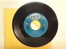 """M.G.& THE ESCORTS:I Can't Go On-One Who Wants You-Canada 7"""" 66 REO Records 8960X"""