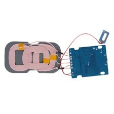 Qi Wireless Charger PCBA Circuit Board With 3 Coil Wireless Charging Pad DIY#DB