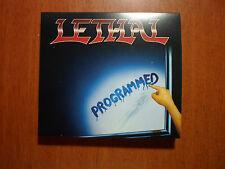 Lethal - Programmed Official DIGI / Bonus