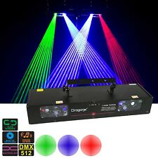 Club Laser Light - 4 lens 950mW disco laser light Red Green Blue fat beam