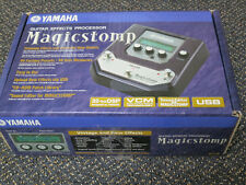 Yamaha MagicStomp MKI Guitar Multi-Effects magic stomp mk 1 w/ Original BOX!