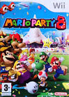 Mario Party 8 (Nintendo Wii, 2007European Version pal uk with instruction manual