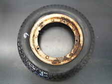 62 1962 VESPA PIAGGO SCOOTER BIKE ENGINE BODY WHEEL TIRE 3.50-10 RIM #4