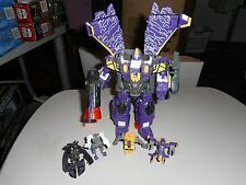 Hasbro Transformers TFCC Astrotrain Exclusive, near complete with minicons
