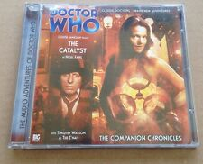 Doctor Who - The Catalyst Audio Book Cd 4th Doctor Louise Jameson Timothy Watson