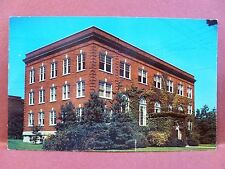 Postcard WV Wheeling Administration Building West Liberty State College