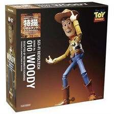 Kaiyodo Tokusatsu Sci-Fi Revoltech Series Toy Story Woody Action Birthday Gift #