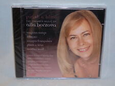 Pinsk & Blue The Chamber Music of Alla Borzova 2007 CD (New) Albany Records USA