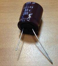 Condensatore Elettrolitico 80 V 390 μF 10 pz