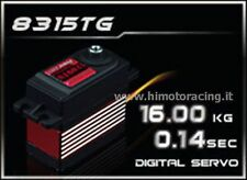 SERVO COMANDO DIGITALE 16 Kg POWER HD CON INGRANAGGI IN TITANIO HD-8315TG
