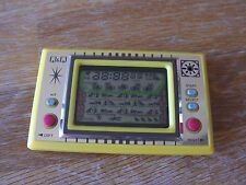 "Lcd game Q & Q "" Cat mouse "" boxed game watch"