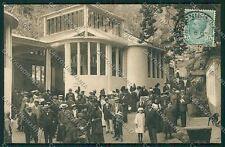 Aosta Saint Vincent cartolina QQ6002