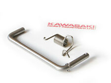 1976-83 Kawasaki under SEAT HOOK HOLDER STAND BAR & SPRING kz1000 kz900 kz kz550