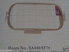 "Jumbo 7""x12"" Hoop Brother Duetta Quattro Dream Maker Innovis 4000D/5000/5000D/.."
