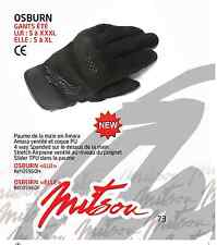 GANT FEMME GLOVES MOTO SCOOTER  ETE MITSOU OSBURN  taille S HOMOLOGUE CE