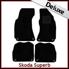 Skoda Superb 2001 2002 2003 2004 2005 2006...2008 Tailored LUXURY 1300g Car Mats