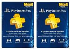 Playstation Plus Membership 1 Year and extra free months *Read The Description*