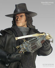 "Sideshow EXCLUSIVE 12"" HUGH JACKMAN AS VAN HELSING Dracula Frankenstein ONLY 500"