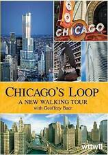 Chicago's Loop: A New Walking Tour with Geoffrey Baer (DVD, 2014)