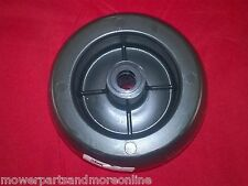 MOWER DECK WHEEL SOME JOHN DEERE AM116299, MTD 734-04039, TORO 112-0677