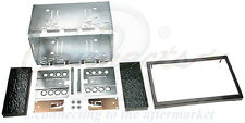 CT23MB08 Mercedes Vaneo 05 On Double Din Stereo Facia Kit