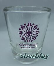 KALEIDOSCOPE PIZZEIA & PUB MEDFORD OR Souvenir Shot Glass Shooter Barware 2 1/4""