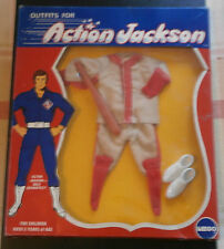 Mego Action Jackson 1115 Baseball Players Outfit Boxed