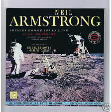 25 CM 10 INCH NEIL ARMSTRONG SA VIE (HIS LIFE) SES EXPLOITS(MICHEL LE ROYER)